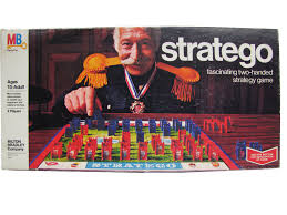 1977 Milton Bradley Stratego Board Game Complete My Generation Toys