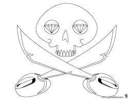 Coloriage Pirate Et Tresor 03 Coloriage Tresor