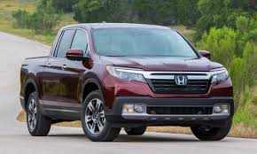 100 Honda Full Size Truck Ridgeline Wins 2017 North American Of The Year AutoNXT