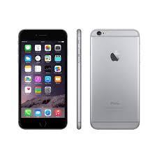 Refurbished iPhone 6 Plus 16GB Space Gray Unlocked Walmart