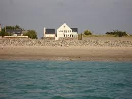 chambres d hôtes dans une maison située sur la plage de