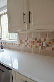 to cover tile backsplash with beadboard