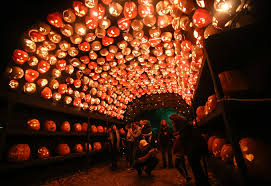 Pumpkin Festival Maine by 5 Jack O U0027 Lantern Festivals You Need To See To Believe