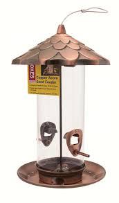 Squirrel Feeder Adirondack Chair by Hiatt Manufacturing Products