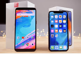 iPhone X vs ePlus 5T Most Powerful Smartphones of 2018 Which