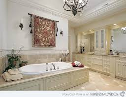 20 Luxurious and fortable Classic Bathroom Designs