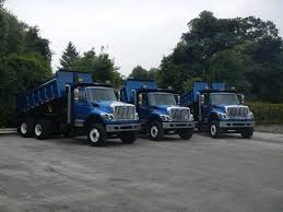 Single Axle Patriot Series Dump Trucks | Concord Road Equipment