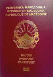 Visa requirements for Macedonian citizens