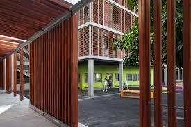 maison medicale paul valery high school paul valery by nbj architectes in menton
