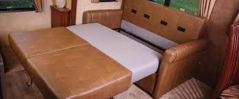 Sofas Center Rv Sofa With by Rv Tri Fold Sofa Sleeper Fold Sofa With Pillows Northwood Arctic