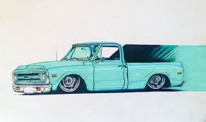 100 C10 Chevy Truck Jack Mason Draw To Drive