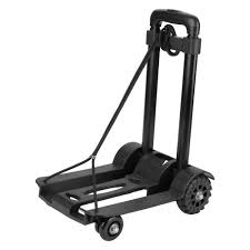 Portable Folding Luggage Cart Hand Trolley Wheel Luggage Shopping ... Lavohome Super Heavy Duty Platform Truck Hand Cart Folding Silverline 868581 Sack 315kg Airgas Stow Away Safco Products Monster Trucks Hh003l Heavyduty Foldable Convertible Upright 4 Wheel Cargo Trolley Machine Tools Bd 600 Lbs Capacity Truckh007a1 The Home Depot Magliner 14 Nose 10 Air Tire D19a1070 Harper 900 Lb Quick Change Lowered Sturdy Barrow Milwaukee Farm Ranch