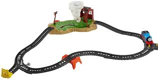 Tidmouth Shed Deluxe Set by Twisting Tornado Set Thomas And Friends Trackmaster Wiki