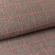 Material For Curtains And Upholstery by Wool Plaid Curtains Ready Made Iboo Info