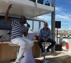 100 Hk Mark 24 MediaLink On Twitter SteelHouse CEO Douglas And Wyclef Host