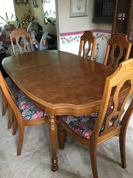 North Shore 11pc Extending Dining Room Table Set 8 Chairs And China ...