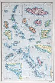 Image Is Loading BRITISH WEST INDIES JAMAICA TRINIDAD BARBADOS ETC 1920