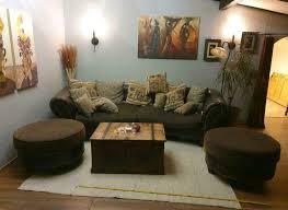 big sofa afrika style