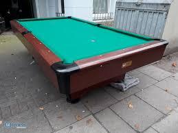 billardtisch pool zu verschenken hamburg sportgeräte