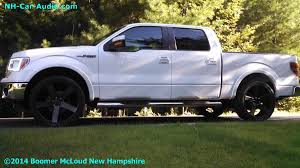 2014-Ford-F150-Premium-custom-audio - Boomer Nashua Mobile Electronics Hard Trifold Bed Cover For 092014 Ford F150 Pickup Rough Running Short Of Frames Black Ford Raptor F150 Zone Offroad Products Releases 2014 4inch Lift Kits Off Truck Sterling Gray Metallic Y C A R Video Debuts Tremor Turbocharged The Fast Raptor Ecoboost Revolver Rear Bumper F 150 2013 4 Door Beigefwiring Diagram Database Is Now Time To Buy New Truck This Winter Sport Limited Slip Blog Photos Informations Articles Bestcarmagcom Autoblog Xlt Crew Cab 35l V6 4x4 Start Up Tour And Review