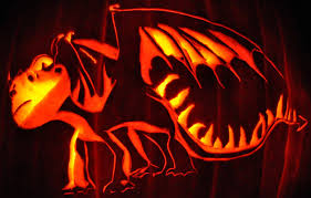 Toothless Pumpkin Carving Patterns by Fantasy Pumpkins Noel U0027s Pumpkin Carving Archive Pinterest Page 2010