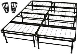 Bed Frame With Headboard And Footboard Brackets by Amazon Com Epic Furnishings Durabed Steel Foundation U0026 Frame In