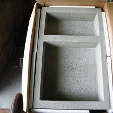 best preformed recessed shower niche size 14x22 ready