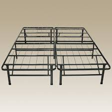 Platform Metal Bed Frame by Spa Sensations Steel Smart Base Gallery Sleep Master Platform