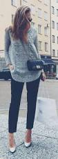 20 style tips on how to wear knit sweaters ideas gurl com