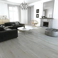 Light Grey Wooden Flooring Light Grey Wood Floors Modern Style Gray
