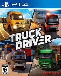 100 Truck Driver News For PlayStation 4 Xbox One Limited Game