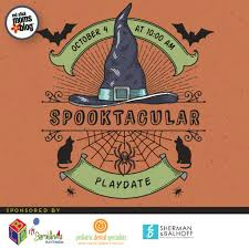 Spirit Halloween Baton Rouge by A Spooktacular Playdate Come Play With Us At Lil Bambinos