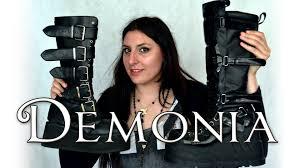 demonia boots u0026 shoes my opinion youtube
