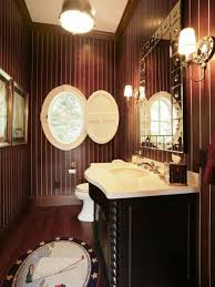 Nautical Bathroom Ideas With Curved Window And Brown Wall And Black ... Bathroom Bathroom Collection Sets Sailor Ideas Blue Beach Nautical Themed Bathrooms Hgtv Pictures 35 Awesome Coastal Style Designs Homespecially Design For Macyclingcom 12 Best How To Decorate Mary Bryan Peyer Inc Blog Archive Hall Simple Cape Cod Ceiling Tile Closet 39 Stylish Deocom 25 And For 2019 Home Beautiful Of House Kids Nautical Remodel Final Results Cottage