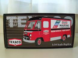 Crown Premiums - Texaco Marine Lubricants 1961 Divco Dividend ... Yellow 1940s Divco Helms Bakery Truck Displayed At The Lyon Air Early Devco Milk Trucks Pinterest Barn Finds Hooniverse Thursday Got 1946 Delivery Vans And For Salewmv Video Dailymotion Dairy Model Hobbydb Divco 21 1953 Utility Service Twin Tugster A Waterblog 1956 Milk Cversion G80 For Sale 15 Standdrive Or Sitdrive Virtual Car Show