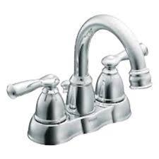 Moen Kingsley Faucet Brushed Nickel by Moen Brushed Nickel Centerset Faucets With 2 Handles Ebay