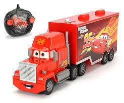 100 Mack Truck Playset Amazoncom DICKIE TOYS Cars 3 Turbo RC Car 124 Movie
