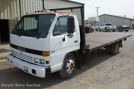 1992 Isuzu NPR Flatbed Truck | Item L4380 | SOLD! November 9...