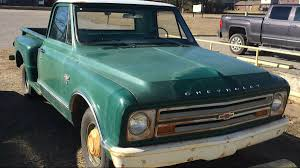Longstepper! 1967 Chevrolet Pickup