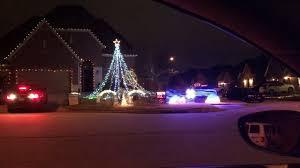 Houston Christmas Lights Mayne YouTube