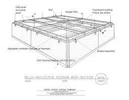 usg design studio billo 3 d ceiling system panels