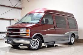 2000 Chevrolet Express Passenger For Sale In Houston TX
