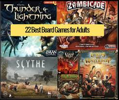23 Best Board Games For Adults