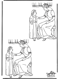Bible Coloring Pages Puzzles 10 Differences Naaman