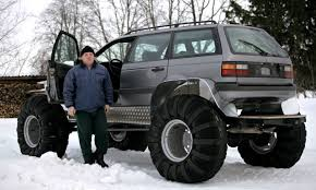 100 Monster Trucks Colorado The 11 Types Of Drivers Youll Encounter In A Snowstorm