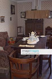 stockfoto wohnzimmer aus den 20er 30er jahren im freili