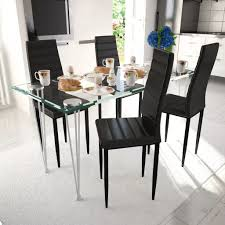 Modern 4 Pcs Black Slim Line Dining Room Chairs Office Chair Artificial  Leather Adults Or Kids Cyber Rocking Gaming Chair With Ingrated Speakers Details About Modernluxe Terra Series Racing Style Tanner Goods Nokori Folding Man Of Many Yamasoro Ergonomic Leather Office High Back Computer Executive Desk 6 Chair Round Ding Table Set _ Chairs Guestreception Sears Pin On House Home Adirondack Beach With Cup Holder Serta Managers Up To 250 Lb Black Comfort Coil Memory Foam Cohesion Xp 112 Ottoman 1792128964