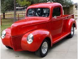 Custom Hot Rod Designs | 1940 Ford Pickup For Sale | ClassicCars.com ... 1940 Ford Pickup Truck Resto Mod For Sale Youtube Sale 49054 Mcg Hotrod Classiccarscom Cc761350 Blown 2b Wild 12 Ton Downs Industries Cc982247 Large C At Motoreum In Nw Austin Atx Car Listing Idcc68102 For Autabuycom Near Cadillac Michigan 49601 Classics