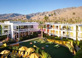 100 Sagauro Palm Springs The Saguaro Boutique Hotel Near Downtown