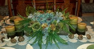Dining Room Table Decorating Ideas For Spring by Craft U2013 Rustic Table Centerpiece The Enchanted Manor